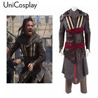 Assassins Creed Aguilar Callum Lynch Cosplay Costume New Armor Battle Suit Sets