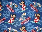 Lilo & Stitch Surfs Up CP59298 Springs Crafting Sewing Quilting Cotton Fabric