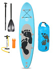 "TBF Entradia 10'10"" Inflatable Paddle Board SUP Package iSUP Paddleboard"