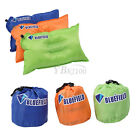 Bluefield Self-inflatable Compact Folding Air Pillow Orange/Blue/Green Camping