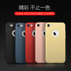 New Fashion Matte Hard Coque Back PC Case Cover Slim For iPhone 5 SE 6 6S 7 Plus
