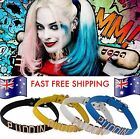 Harley Quinn Suicide Squad PUDDIN Choker Collar Necklace Cosplay Costume NEW