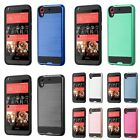 New For HTC Desire 626 626S Phone Brushed Hybrid Skin Accessory Cover Case