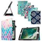 For New iPad 9.7 Inch 2017 / iPad Air 2 / Air Case PU Leather Folio Smart Cover