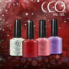 CCO UV Led Soak Off Nail Art Gel Polish Full Color Base Top Coat 7,3ml A