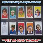 ☆ The Sun Soccercards 1978-79    (VG)    (Card 901 to 1000) *Please Choose Cards*