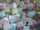 * RAINBOW MALLOW CUBES  BUY 4 GET 50% OFF CHEAPEST ITEM WEDDING FAVOURS