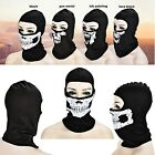 Seamless Warmer Ski Cycling Bicycle Bike Motorcycle Full Skull Face Mask Veil