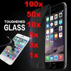 FOR Apple iPhone 4 /5 /6/7 / 6/7Plus Film Tempered Glass Apple Screen Protector