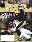 February 1, 2010 Drew Brees New Orlean Saints Sports Illustrated NO LABEL WB