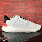 ADIDAS EQT SUPPORT 93/17 BOOST WHITE TURBO RED BA7473 SIZE 11 - 12
