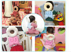 Baby Infant Toddler Neck Saver Protector Safety Head Back Support Pillow Colors