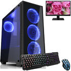 Mega Fast Amd Dual Core 4.1 Home Gaming Pc Computer Hd 8gb 1tb Hd Bundle Lum
