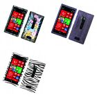 For Nokia Lumia 928 Design Hard Snap-On Phone Case Cover Skin