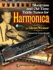Bluegrass and Old-Time Fiddle Tunes for Harmonica Harmonica Book and 000231888