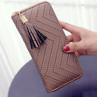Style Big Money Accessory Women Bag Card Holder Long Purse Wallet