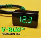 V-BUG -LED BDS Voltage Display Meter- Location Sound, Remote Audio, Battery Bud