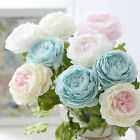10 Pieces Chinese Peony Decorative Flower 8 Colors Blossom Artificial Flowers