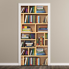 Bookcase Door Murals (Australian Made)