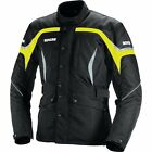 IXS Mamba Motorcycle Textile Jacket - Black Yellow