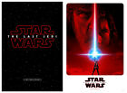 "Star Wars The Last Jedi Episode VIII Movie Poster 2017 Set 13x20"" 27x40"" 32x48"" $15.99 USD"