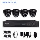 CCTV DVR Camera Security HD System 960P Outdoor Video HDMI 4ch 1080N Home Cam New