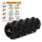 PROCIRCLE Foam Roller Trigger Point & Deep Tissue Massage Physio Gym Fitness 13'