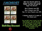MTG Amonkhet AKH Choose your Uncommon Playset (x 4 cards) - Buy 2 Save 15% - New