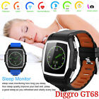 Diggro GT68 Bluetooth Smart Watch Healthy Heart Rate Monitor Sports Watch