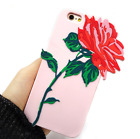 accept apple pay on iphone - iPhone 7 8 Plus Cute 3D Red Rose Silicone Cover Case, WILL YOU ACCEPT THIS ROSE?