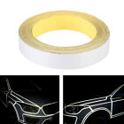 Car Motorcycle Reflective Strip Night Safety Warning Tape Sticker DIY 1CMx5M