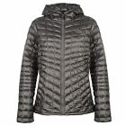 The North Face Ladies Thermoball Jacket Quilted Hooded Overcoat Top Clothing