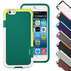 Shockproof Heavy Duty Tough Rubber Hard Armor Case Cover for iPhone SE 6 6s plus