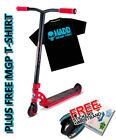 Madd Gear MGP VX7 Pro Scooter Red + Free MGP T-Shirt
