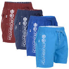 Crosshatch Mens Designer Jennis Swimming Shorts Mesh Lined Board Beach Trunks