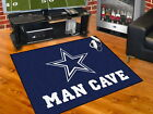 Dallas Cowboys Man Cave Area Rug Choose 4 Sizes