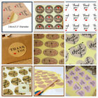 2 Sheets Gift Box Letter Cale Box Labels Sticker Printable Price Tags 24 Pcs