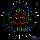 New Dance Light LED Eelectronic DIY KIT with IR Switch and Music Spectrum