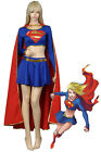 DC Comics Cosplay -- Supergirl Cosplay Costumes Version 01 - DC Universe