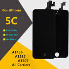 LCD Touch Screen Digitizer Assembly Replacement For iPhone 5C A1532 A1456 Black
