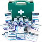 1-10 PERSON HSE APPROVED FIRST AID CATERING KIT Kitchen/Cafe/Canteen Safety Set