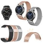 Samsung Gear S3 Classic / S3 Frontier Stainless Steel Bands Strap Bracelet Band image