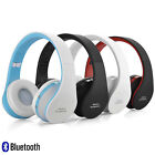 Bluetooth Wireless Stereo Headset Headphones Earphones with Microphone Universal