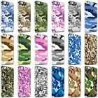 STUFF4 Matte Phone Case for Samsung Galaxy S Phones/Camouflage Army Navy/Cover