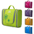 WATERFLY Choices Toiletry Wash Bag Cosmetic Bag Makeup Case Storage Case Hanging