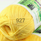 Sale New 1 ball 50gr Soft Baby Natural Smooth Bamboo Cotton Hand Knitting Yarn