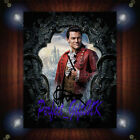 Luke Evans Beauty and the Beast Signed Autographed Framed Photo/Canvas Print