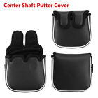 Square Mallet Putter Cover Headcover Magnetic For TOUR CENTER SHAFT TaylorMade