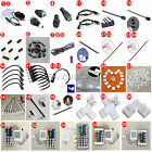 LED Strip Light Connector Adapter Cable PCB Clip Solderless 3528 5050 5630 RGB B