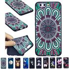 New Relief Animal Pattern Soft TPU Case Back Protective Case For Various Phone